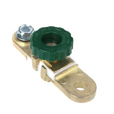 NEW Car Part Battery Link Terminal Quick Cut-off Disconnect Kill Switch Brass
