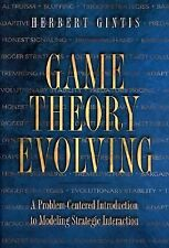 Game Theory Evolving, Gintis, Herbert, Acceptable Book