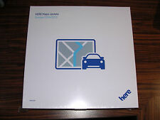BMW - Road Map Deutschland + Europa 2014/2015 Navigation CD Here E46 E39 E53 E65