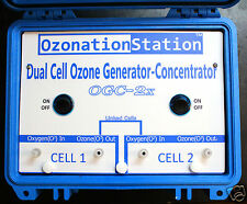 TWIN OUTPUT OZONE GENERATOR - Medical & Lab Grade Components for Ozone Therapy
