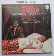 6769 023 - ROSSINI - Otello CARRERAS / VON STADE - Ex Con 3 LP Record Box Set