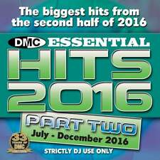 DMC Essential Hits 2016 Part 2 End Year Chart Music DJ CD