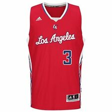 Mens Los Angeles Clippers Chris Paul adidas Red 2014-15 New Swingman Road Jersey