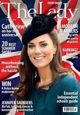 The Lady Magazine KATE MIDDLETON,Prince William,The Royal Family,Wallis Simpson