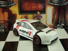 '16 HOT WHEELS FORD FOCUS RS LOOSE 1:64 SCALE
