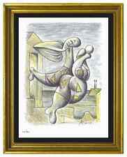 """Pablo Picasso Signed/Hand-Numbered Ltd Ed """"Bather w/Beach Ball"""" Litho (unframed)"""