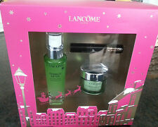 LANCOME ENERGIE DE VIE GIFT SET LIQUID CARE SLEEPING MASK MASCARA NEW IN BOX