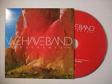 """WE HAVE BAND : MOVEMENTS """"MODULATE"""" ♦ CD ALBUM PORT GRATUIT ♦"""