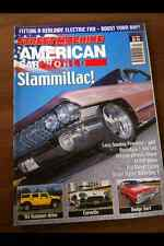 American Car World Magazine July 04 Dodge Dart, Pink Cadillac, Mazda Mini Truck