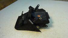 1993 Honda CB750 Nighthawk CB 750 H962. black plastic rear fender