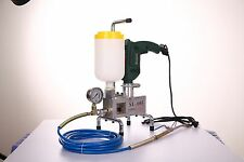 injection pump, 110V, PU/EPOXY injection, leak repair, concrete crack repair