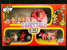 Wow Toys Fairytale  3 in 1 - Horse Carriage - Fire the Boulder - Carriage