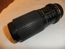 Camera lens for PENTAX SLR 80-200mm f 1:4,5 TOKINA OKfor PETRI CHINON RICOH. N25
