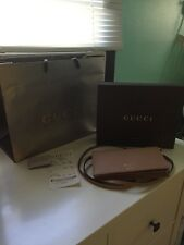 NWT Gucci swing crossbody wallet