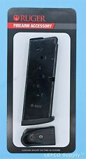 Ruger LC9 LC9s Magazine w/Extension 7-Round RD 9mm Genuine OEM Mag 90363 NEW