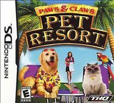 Paws & Claws: Pet Resort (Nintendo DS) 3ds, XL, Dsi 2ds