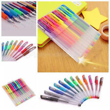 12 Colour Liquid Chalk Highlighter Fluorescent Neon Marker Pen LED Window Art