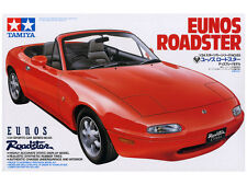 Tamiya 24085 EUNOS ROADSTER MAZDA MX-5 1/24 Car Model Kit