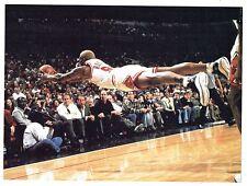 Photographie Forencich - Plongeon de Dennis Rodman Chicago Bulls Golden Warriors