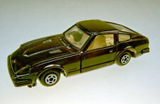 Matchbox SF Nr.78A Fairlady Z in schwarz Lesney Hong Kong Bodenplatte