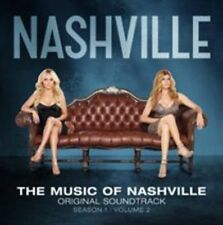 The  Music of Nashville: Season 1, Vol. 2 by Nashville Cast (CD, May-2013,...