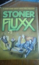 LOONEY LABS STONER FLUXX THE CARD GAME ABOUT FREEDOM AND .....