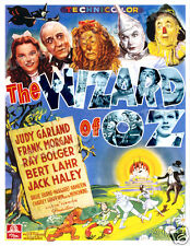 THE WIZARD OF OZ LOBBY CARD POSTER OS/BEL