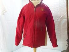 Nidecker Mens Size S Snowboarding Snow and Ski Jacket Red and White Poly Fill