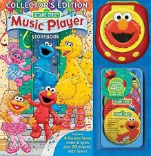 Sesame Street Music Player/40th Anniversary Collector's Edition (Music Player St