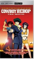 Cowboy Bebop: The Movie - PSP (UMD-Movie, 2005)