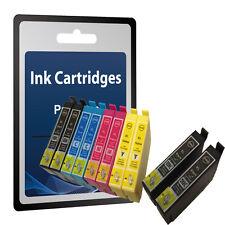 10 Ink Cartridge For Epson Stylus BX305F SX235W SX420W SX430W SX435W Printer