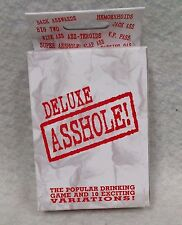 Deluxe A-hole Drinking Card Play Adult Fun Bar Night Out Hot Sexy Novelty Gift