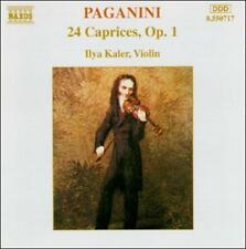 Paganini: 24 Caprices, Op. 1, New Music