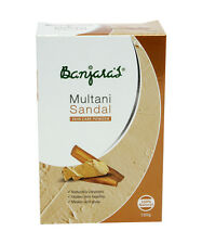 Fuller's Earth with Sandal Face Pack by Banjaras - Free Shipping