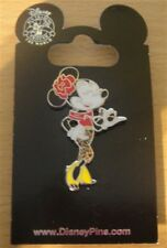"Disney Minnie Mouse in Leopard Pants-""Forever Fabulous"" Pin # 102827 New on Card"