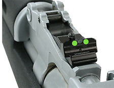 SKS REAR FIBER OPTIC SIGHT   NEW  **