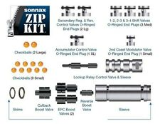 Toyota A340 Series Automatic Transmission Problem Solving Sonnax Zip Kit 2000-