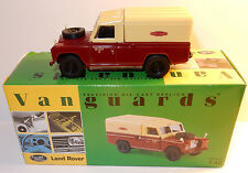 VANGUARDS LAND ROVER BRITISH RAIL VA07602 2003 IN BOX 1/43