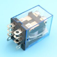 1PCS 12V Small Relay Omron LY2NJ DC 10A 8PIN Coil DPDT