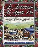 As American As Apple Pie (Wings Great Cookbooks)-ExLibrary
