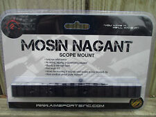 "NEW AIM sports 6.5"" Mosin Nagant scope MOUNT for 91/30, M44, M38, Chinese 53"