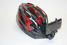 FV 4in1 bike helmet phone mount for Net10 ZTE Valet Savvy Galaxy S 3 cell smart