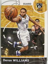 Panini nba (Adrenalyn XL) 2013/2014 - #026 deron williams-Brooklyn Nets
