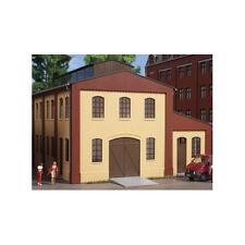 80618 AUHAGEN Wände 2391A gelb, Industriefenster L H0