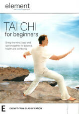 Element: Tai Chi for Beginners  - DVD - NEW Region 4