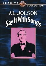Say It with Songs New DVD
