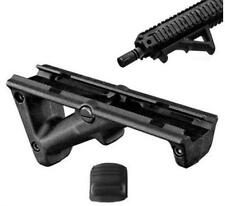 Hunting Black Angled Foregrip Hand Guard Front Grip for Picatinny Quad Rail