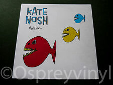 "Kate Nash Mouthwash Fish Sleeve Unplayed 7"" single"
