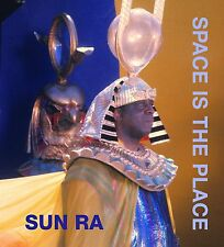 Sun Ra - Space Is The Place DVD/HB BOOK/CD NEW 40th anniversary LIMITED EDITION