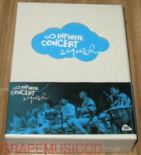 INFINITE That Summer 2 그 해 여름 2 Live Concert 3 DVD + PHOTOBOOK SEALED